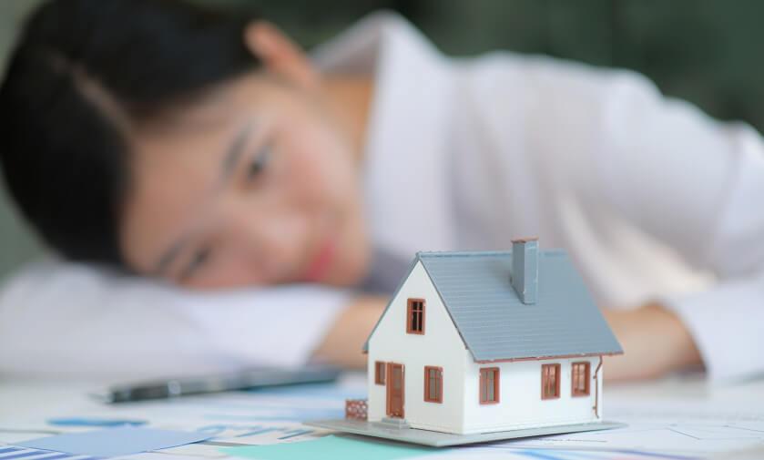ahorrar para comprar una casa