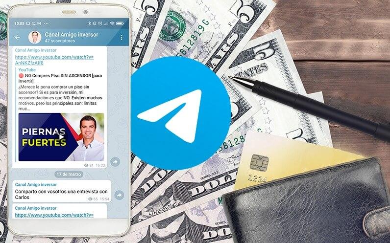 amigo inversor telegram